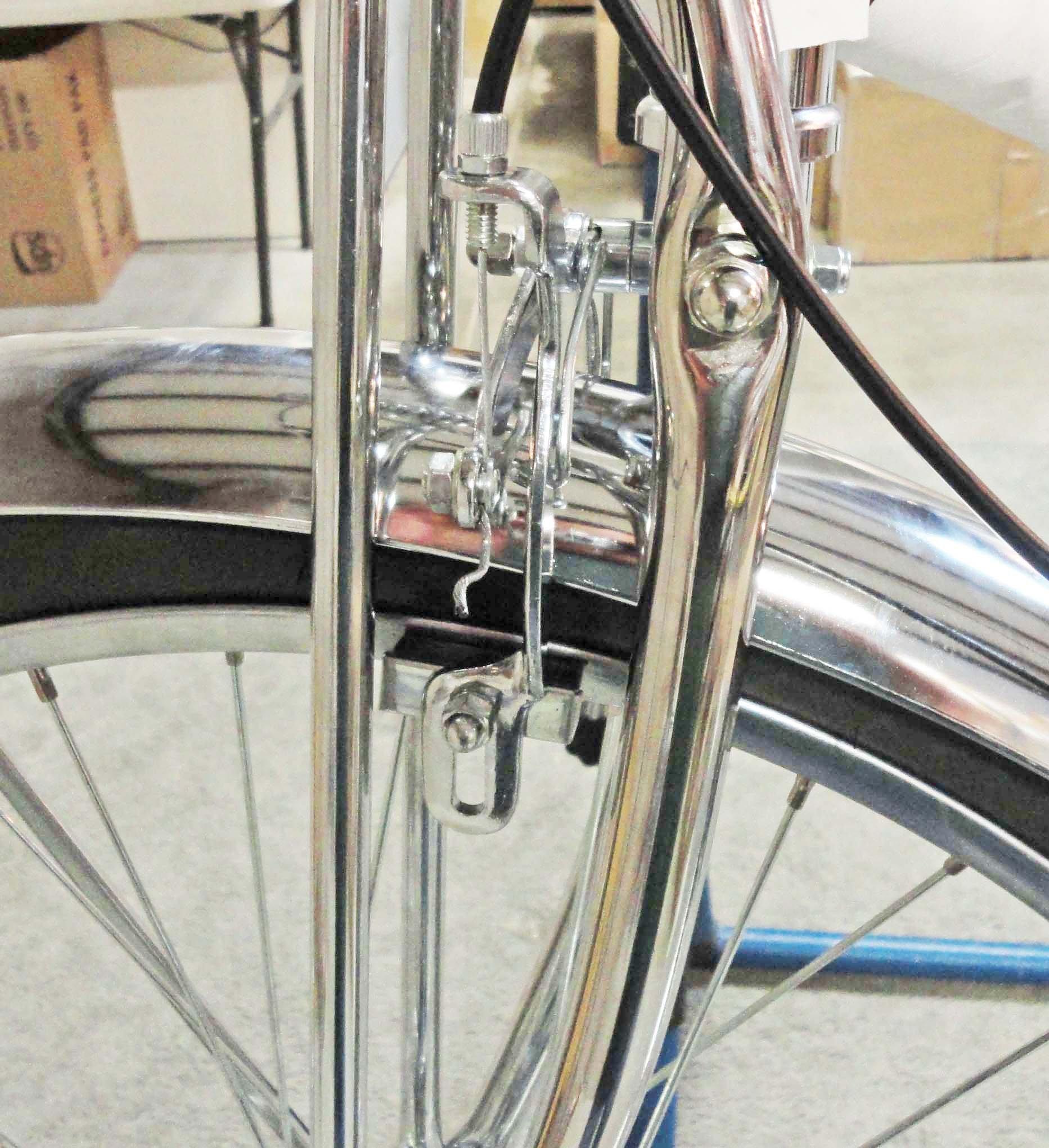 26'' Cruiser Bicycle Springer Fork Front Brake by BicycleDesigner (Image #3)