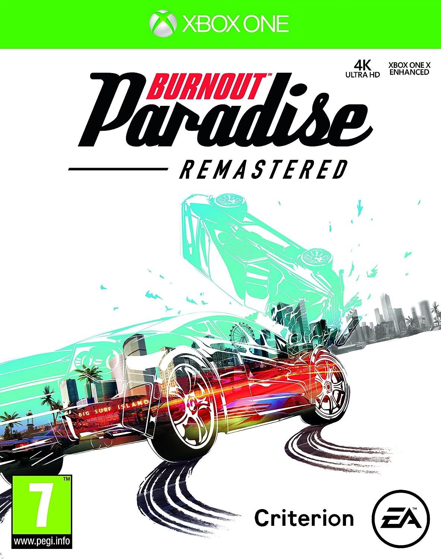 Electronic Arts Burnout Paradise Remastered Remastered Xbox One vídeo - Juego (Xbox One, Racing, Modo multijugador, E10 + (Everyone 10 +)): Amazon.es: Videojuegos