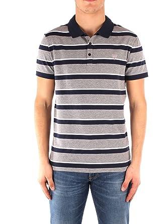 Guess Kemp SS Camisa de Polo para Hombre: Amazon.es: Ropa y accesorios
