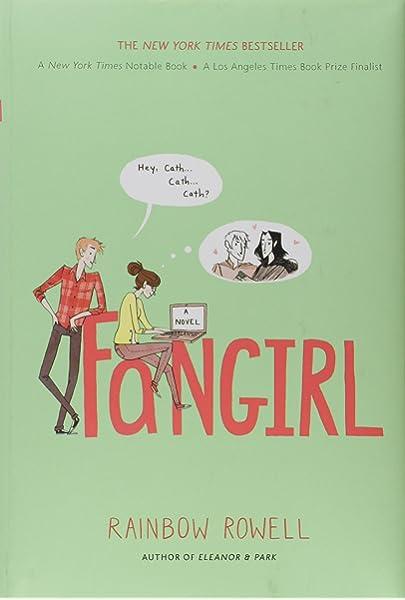 Fangirl: A Novel: Amazon.ca: Rowell, Rainbow: Books