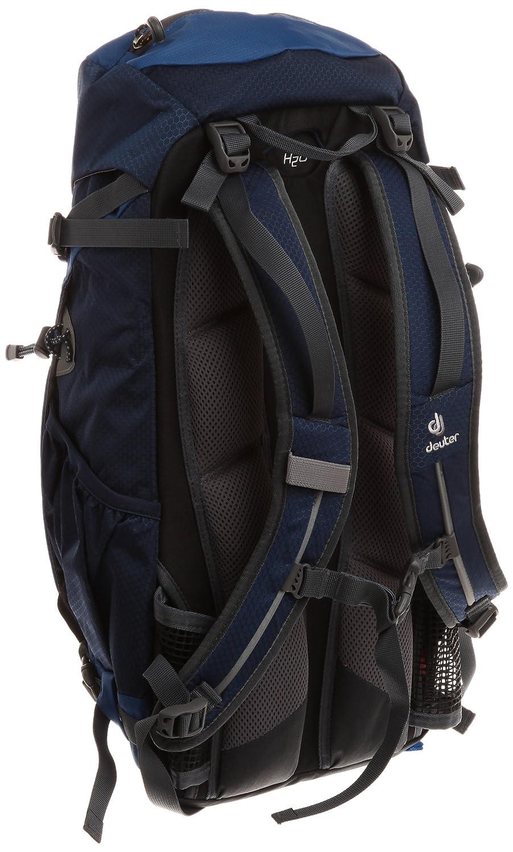 Deuter Rucksack ACT Trail 24 - Mochila de senderismo, color azul, talla 60 x 28 x 20 cm: Amazon.es: Deportes y aire libre