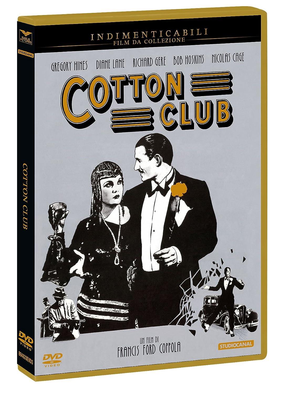 Cotton Club (Indimenticabili) [Italia] [DVD]: Amazon.es: John ...