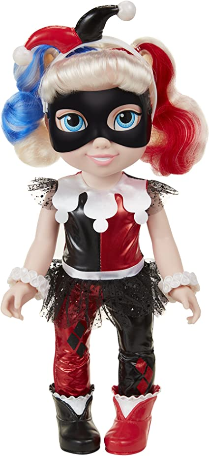Amazon.es: DC Super Hero Harley Quinn - Muñeca para niña: Juguetes ...