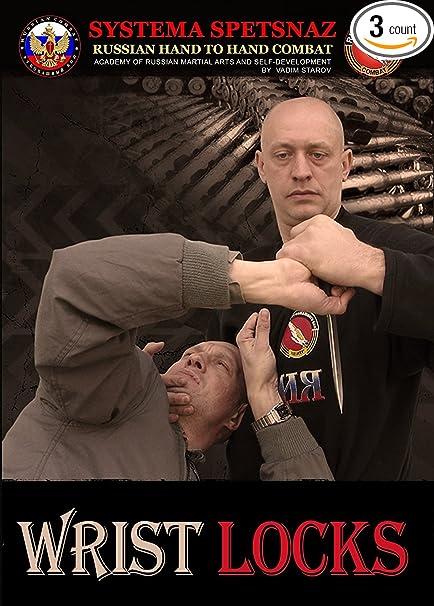 russian martial art systema spetsnaz