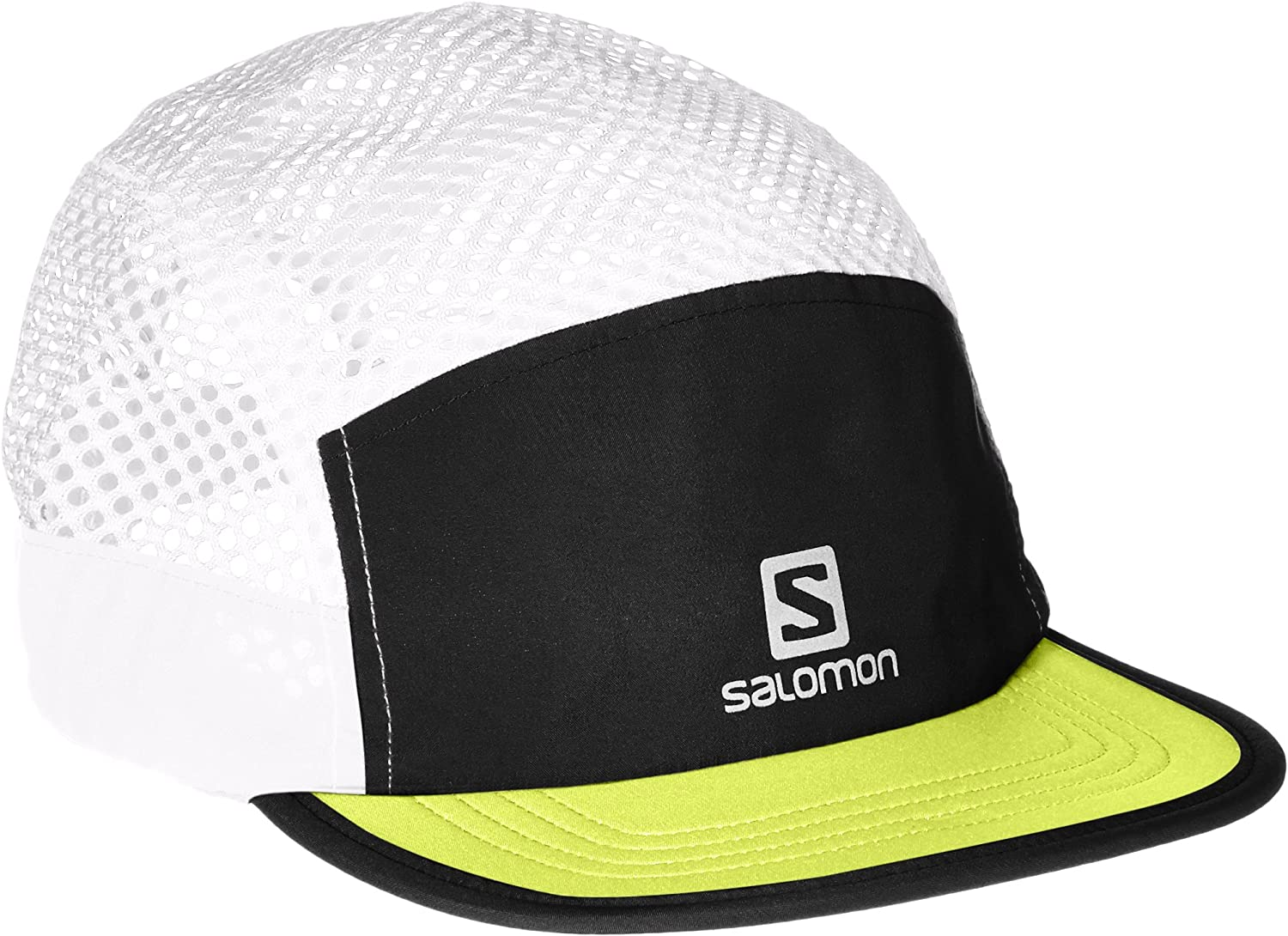 SALOMON Air Logo Gorra, Hombre, Negro, Talla Única: Amazon.es ...