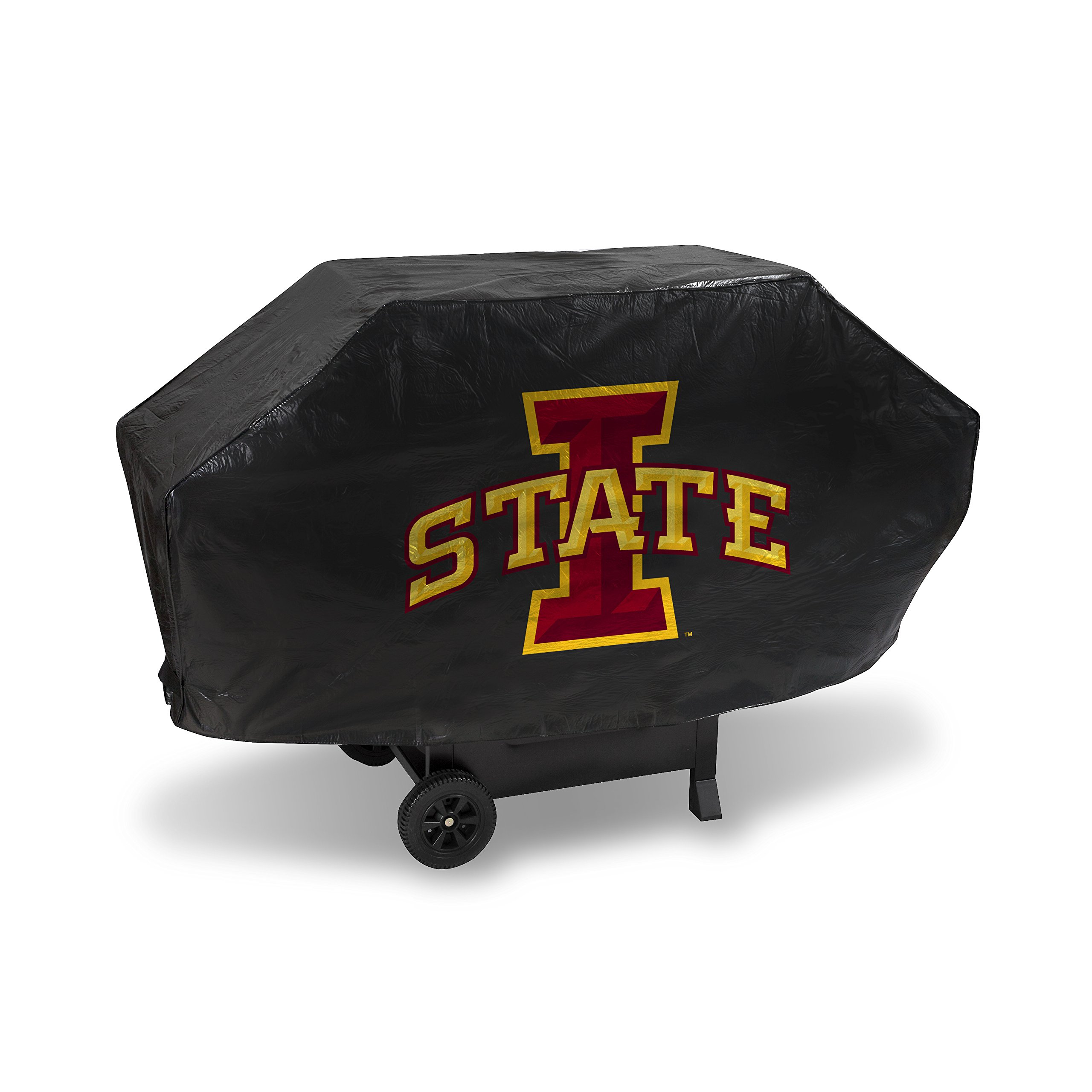NCAA Iowa State Cyclones Vinyl Padded Deluxe Grill Cover