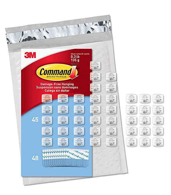 Review Command Clear Mini Light