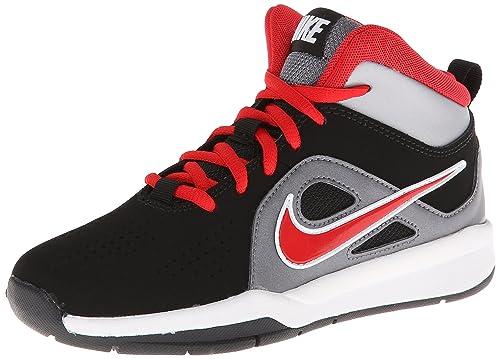 Gris Nike Basket Hustle Chaussures Kid Clair Team 6ggvP