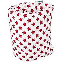 Almofada de Braço para Amamentação Estrela, Kababy, Vermelho