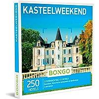 Bongo Bon - Kasteelweekend   Cadeaubonnen Cadeaukaart cadeau voor man of vrouw   250 historische hotels