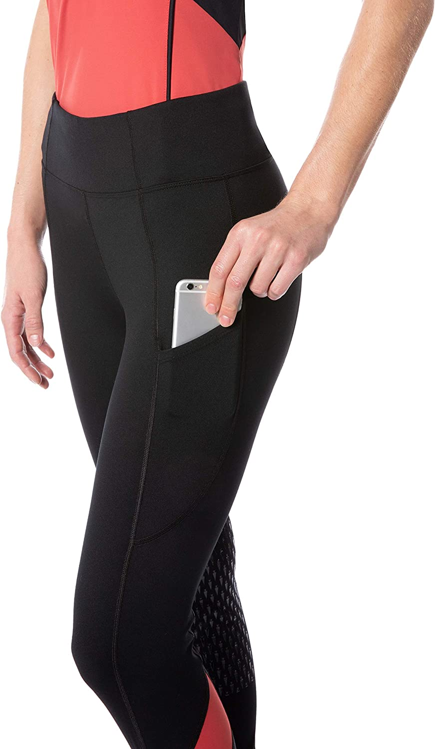 Free Style Knee Patch Pocket Tight