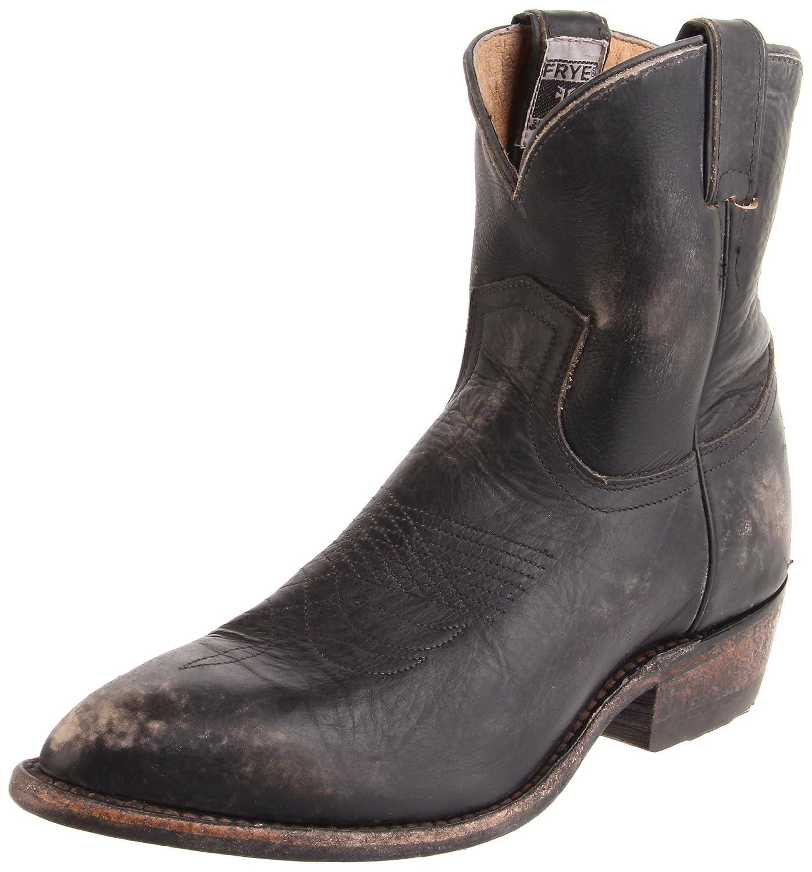 FRYE Women's Billy Short Boot B003U47AS8 9.5 B(M) US|Black Stone Wash