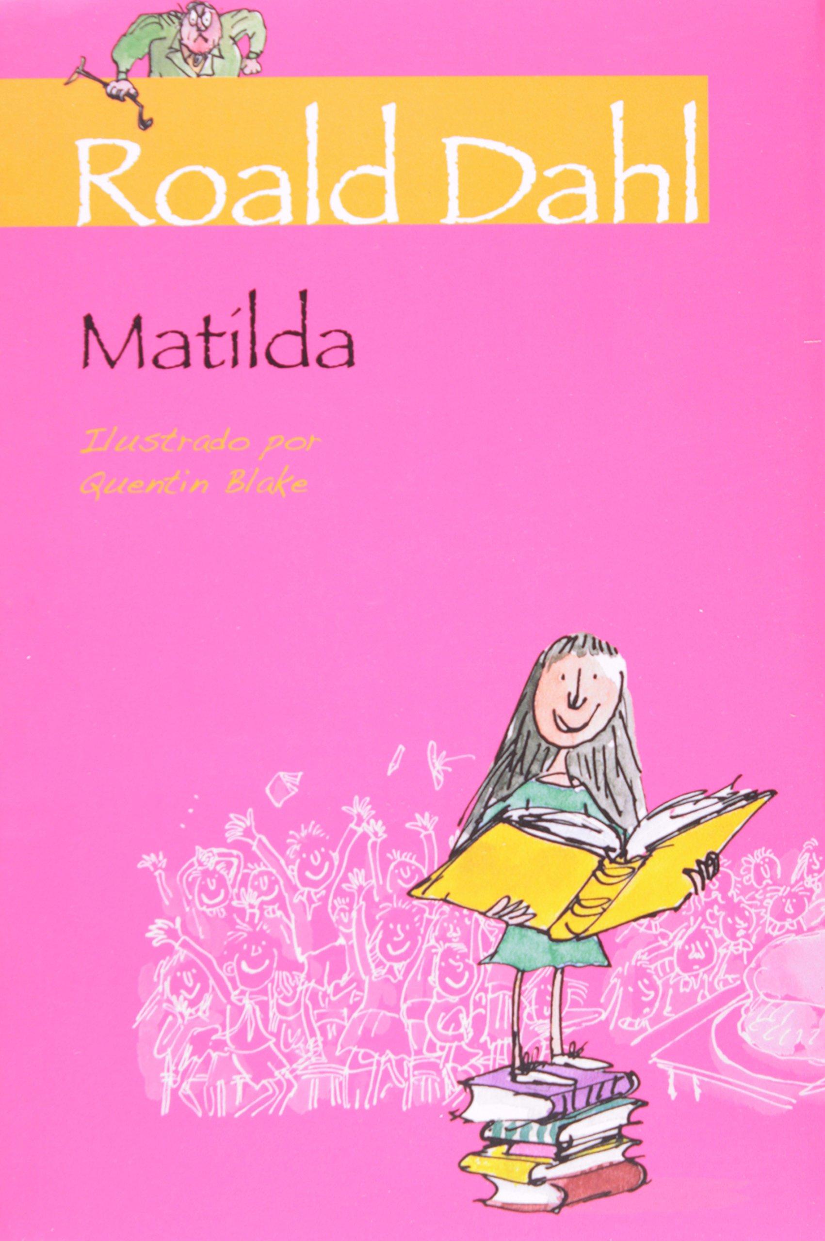Matilda em portuguese do brasil roald dahl 9788578272418 amazon matilda em portuguese do brasil roald dahl 9788578272418 amazon books fandeluxe Choice Image