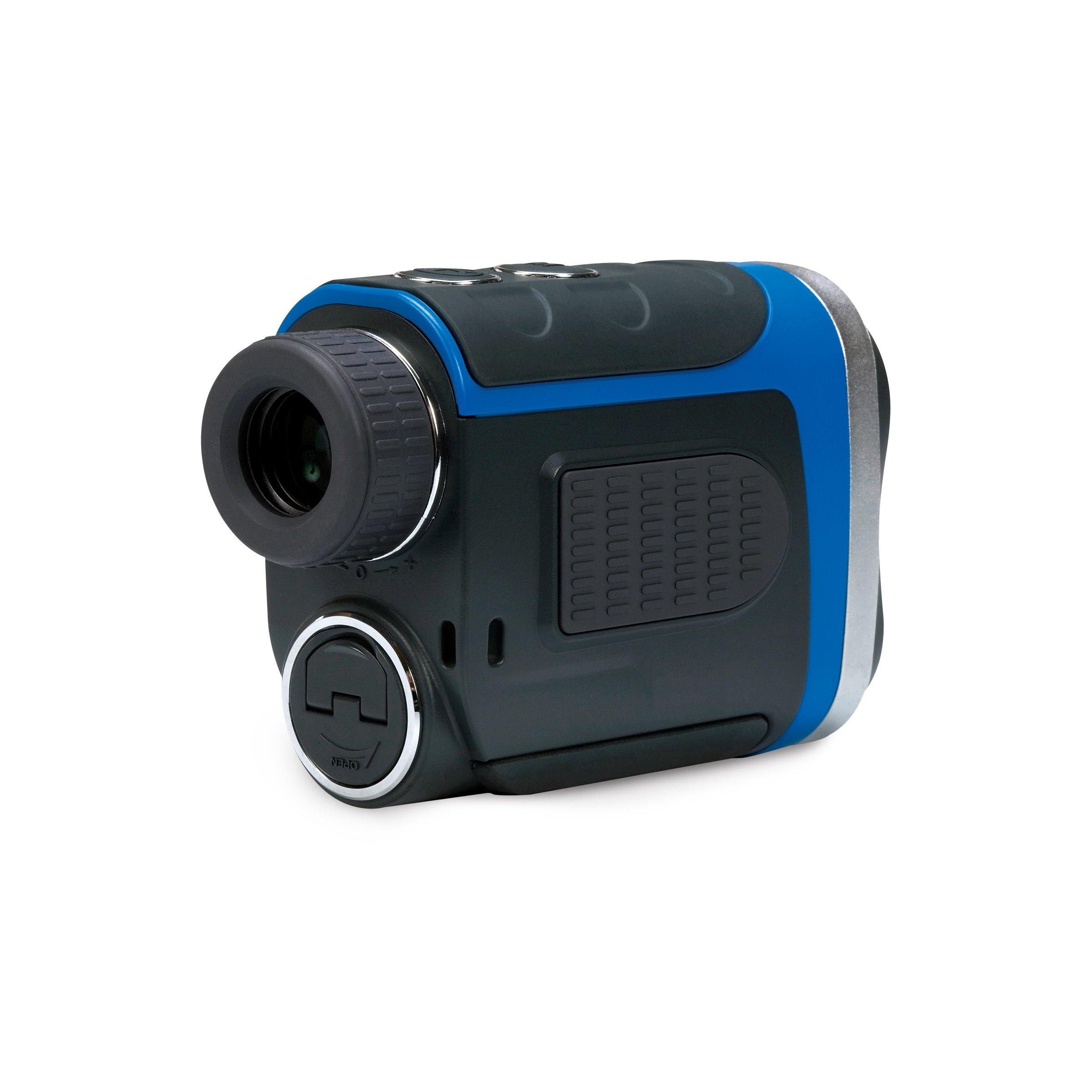 GolfBuddy LR5S Golf Laser Rangefinder with Slope, Dark Gray/Blue by GolfBuddy (Image #5)