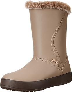 bab4a31f03d0 Crocs Women s Colorlite Mid Boot W Ankle Bootie