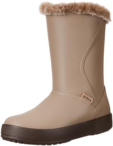 067b2985755d7 Crocs Women's Colorlite Mid Boot W Ankle Bootie