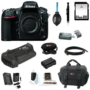 Amazon Canada: Nikon D810 FX-Format Digital SLR Camera Body