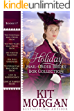 Holiday Mail-Order Brides Box Collection (Books 1-7)