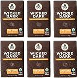 Taza Chocolate | Amaze Bar | Wicked Dark | 95% Stone Ground | Certified Organic | Non-GMO | 2.5 Ounce (6 Count)