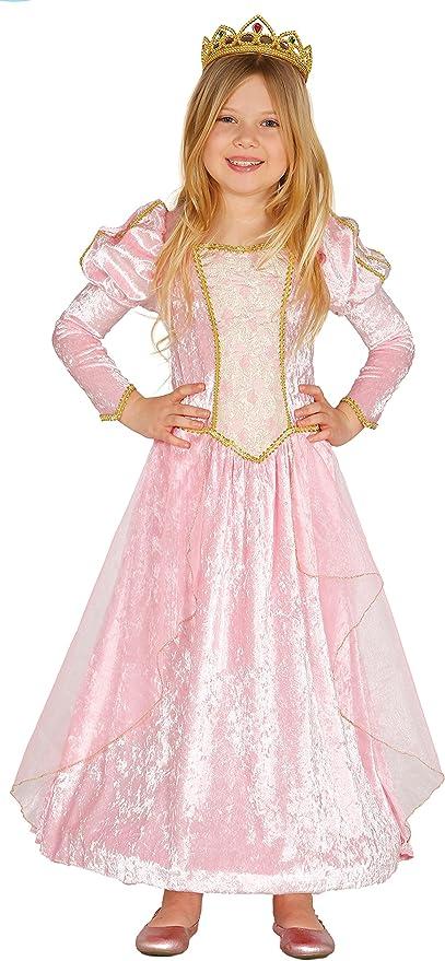 Guirca- Disfraz princesa velvet, Talla 3-4 años (85916.0): Amazon ...