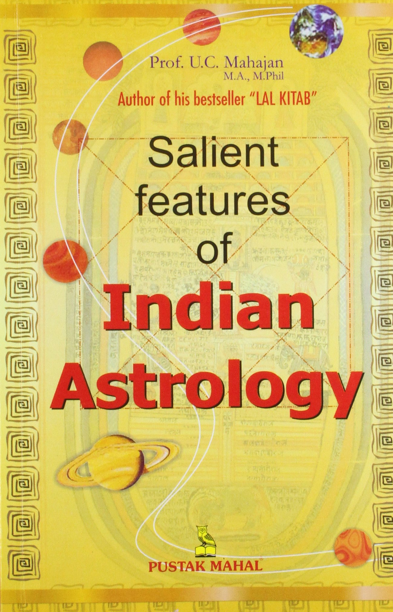 Read Online Salient Features of Indian Astrology pdf epub