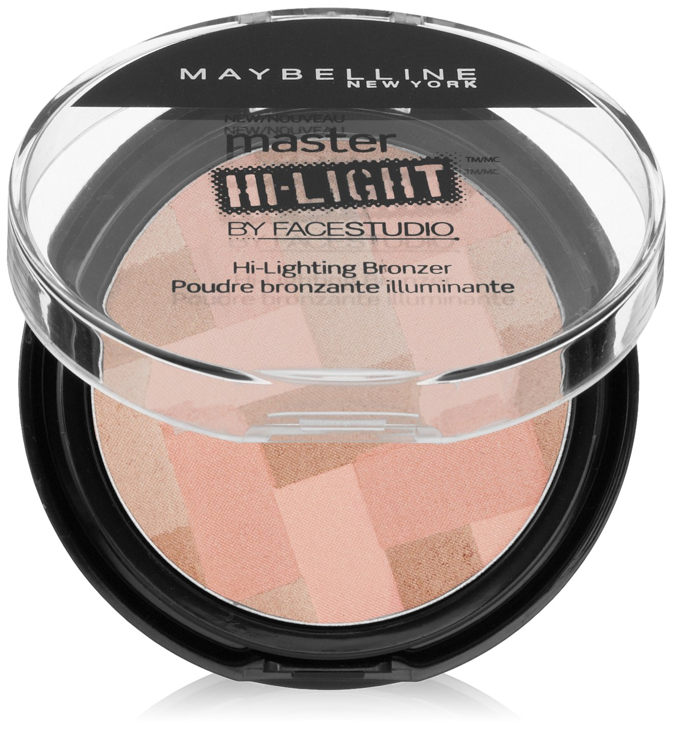Maybelline New York Face Studio Master Hi-Light Blush, Nude, 0.31 Ounce