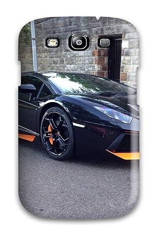 Defender Case For Galaxy S3 Lamborghini Huracan Pattern Amazon Co