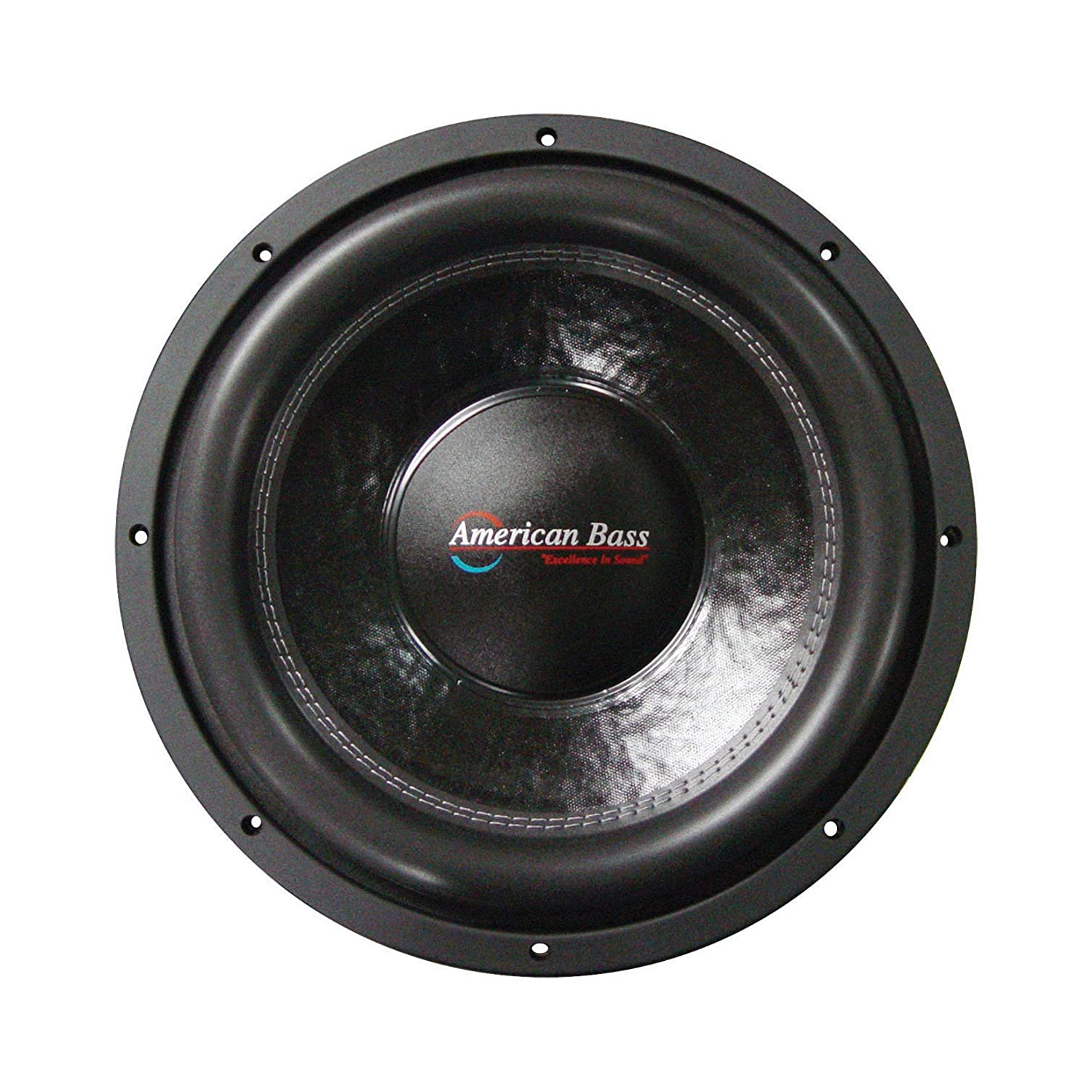 American Bass Xfl1544 15 Dual 4 Ohm Competition Car 1 Subwoofer Inch Stereo Sports Outdoors