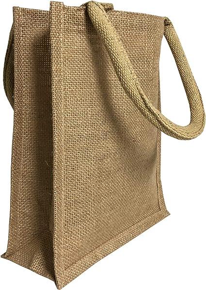 Amazon.com: bagzdepot bolsas Burlap | 100% yute bolsas de ...