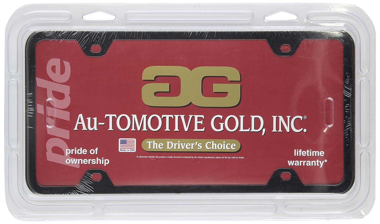 Auto Gold LF451B Abs 4Hole Plain Blk Frame