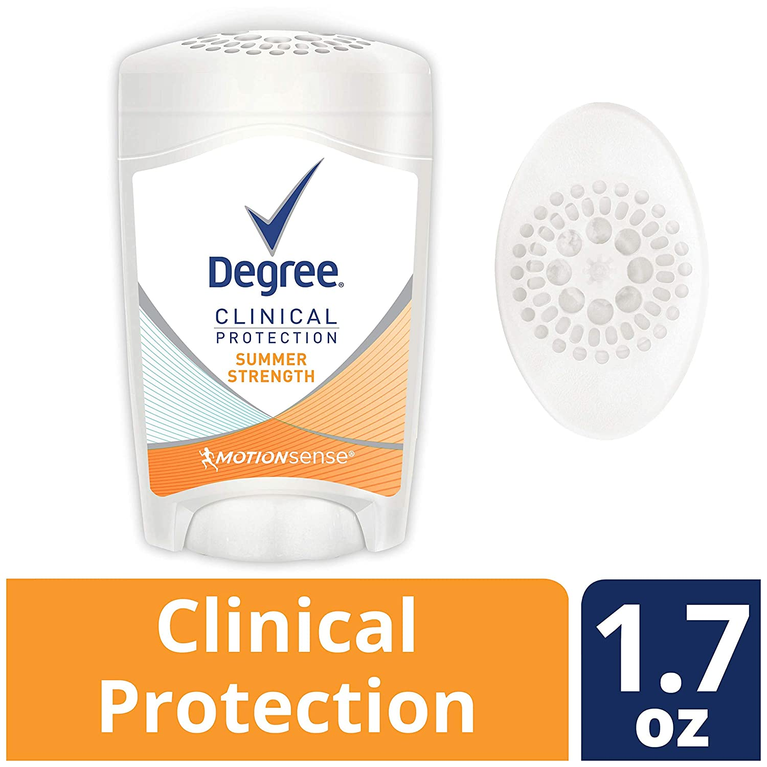 Degree Women Clinical Antiperspirant Deodorant, Summer Strength