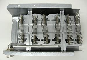 (NEW) Dryer Heater Heating Element WP-8573069 for WP Kenmore Cabrio AP3953732, AP6013455, PS1487965, PS11746681, and WP8573069 + many models in description