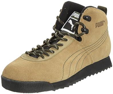 1ebc2f5f514 Puma Men s Roma Hiker Boots Brown Size  5  Amazon.co.uk  Shoes   Bags