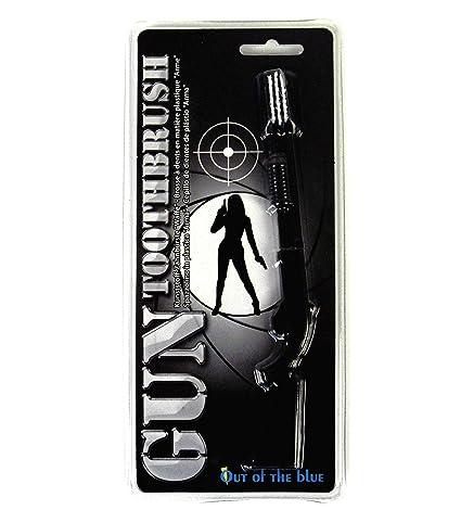 Amazon com: OOTB Gun Toothbrush: Beauty