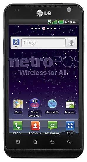 LG Esteem 4G Prepaid Android Phone (MetroPCS)