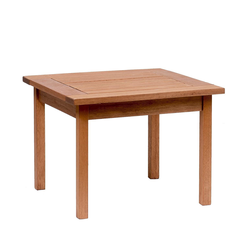 Amazon Com Amazonia Milano Square And Solid Side Table Super