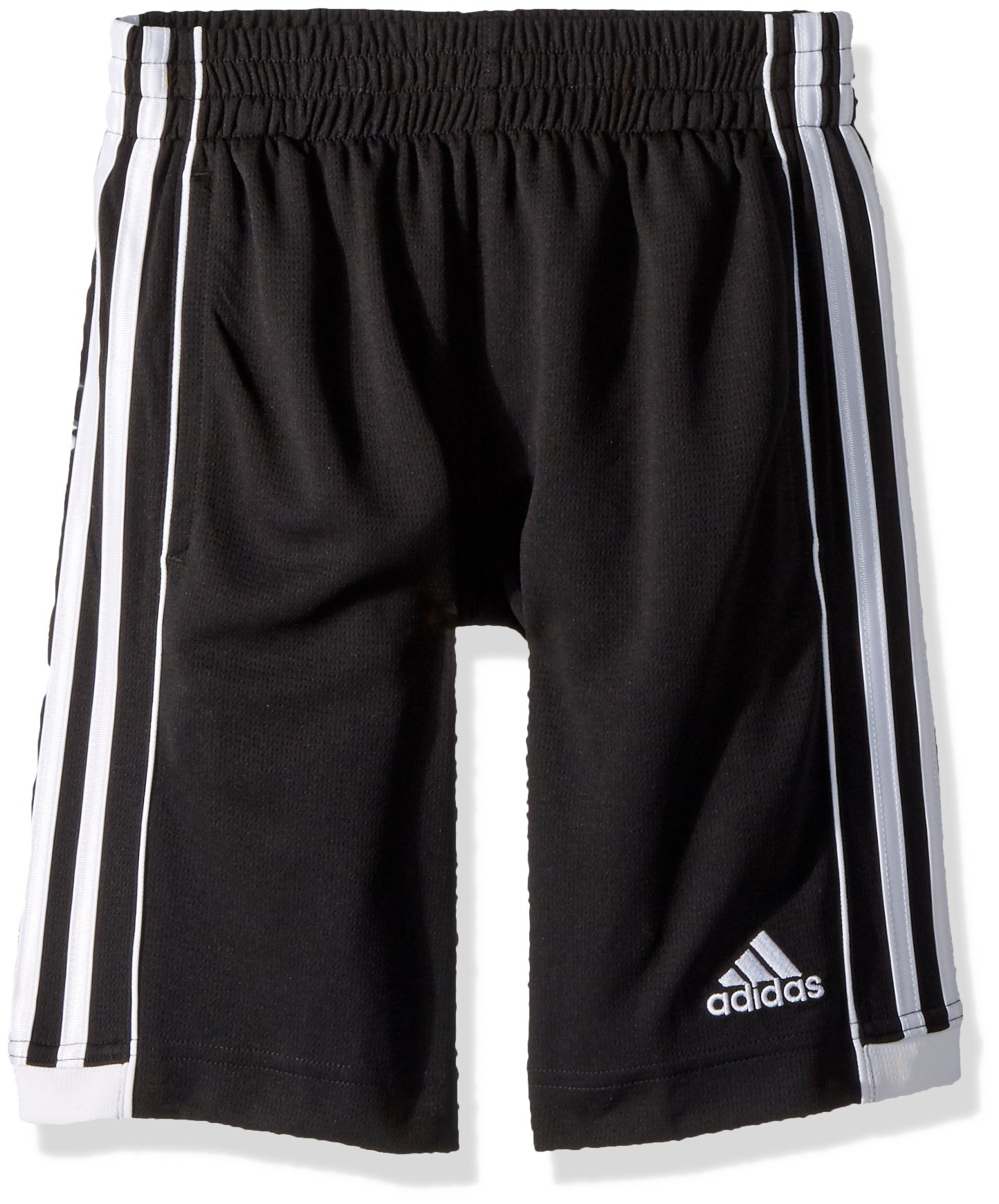 adidas Men's Big Boys' Yrc Speed 18 Short, Mesh Black Adi, Medium