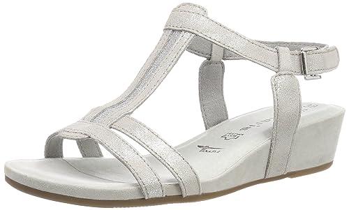 92aea27c6 Tamaris Women s 28209 Sling Back Sandals  Amazon.co.uk  Shoes   Bags