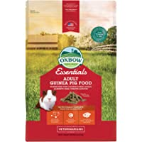 Oxbow Essentials Guinea Pig Food - All Natural Guinea Pig Pellets for Adults and Young Guinea Pigs