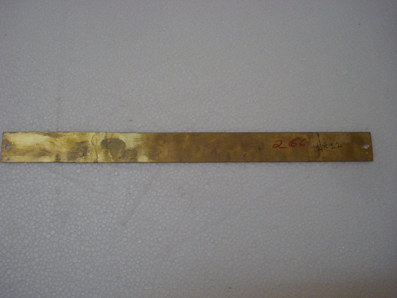 266 Marine BRASS Door Sign 12 x 1 Inches ORDINARY SEAMAN