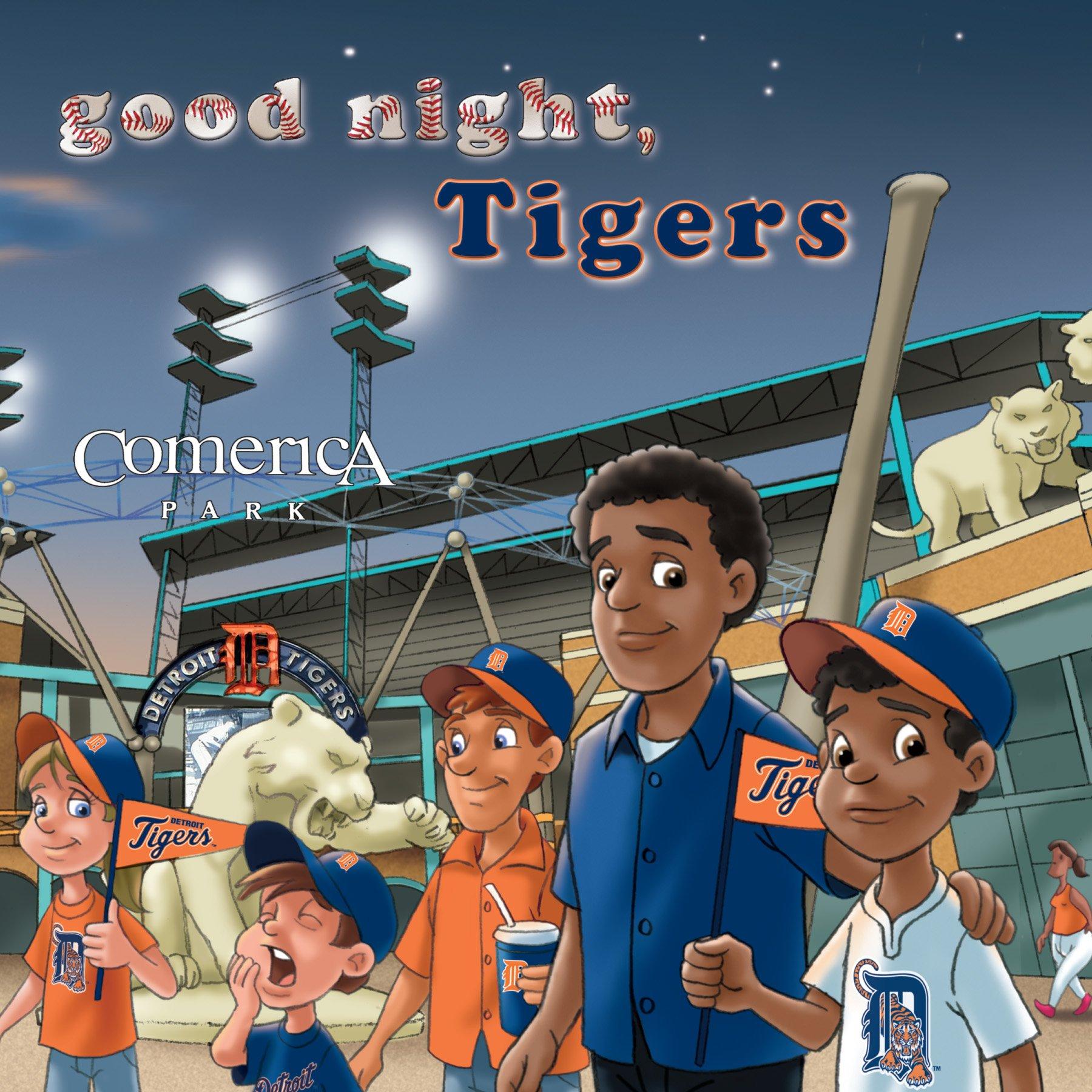 Download Good Night, Tigers (Good Night, Team) PDF