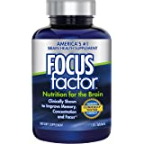 Focusfactor Memory Concentration Formula Tablets, 150 Count