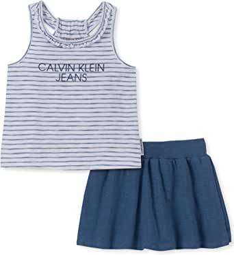 Calvin Klein Girls 2 Pieces Shorts Set Shorts Set - Multi