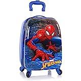 Marvel Spiderman Hardside Spinner Luggage for Kids - 18 Inch [ Spider-Man ]