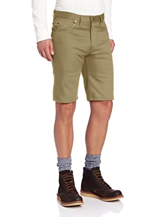Amazon.com: Dickies Men's 11 Inch Slim Fit 5-Pocket Twill Work ...