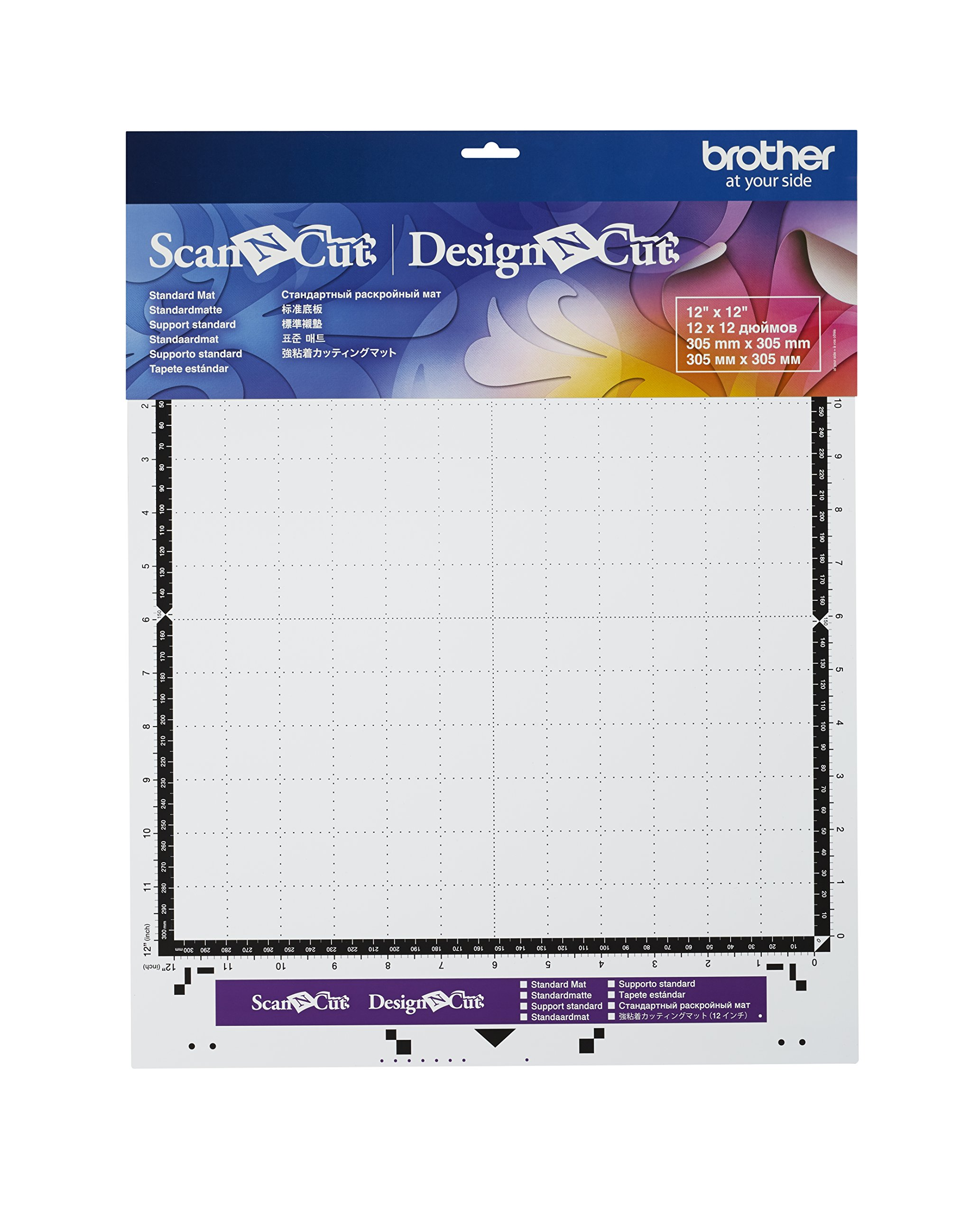 Brother Standard Mat 12''x12'', CAMATSTD12, 12''X12'' by Brother