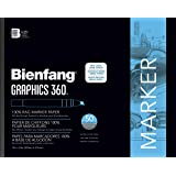 Bienfang 316161 Graphics 360 19-by-24-Inch Pad of Translucent Marker Paper, 50 Sheets