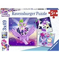 Ravensburger 3 X 49 Parça Puzzle My Little Pony (80274)