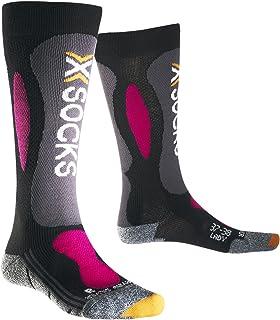 X-Socks Funktionssocken Ski Carving Silver Lady X 20357