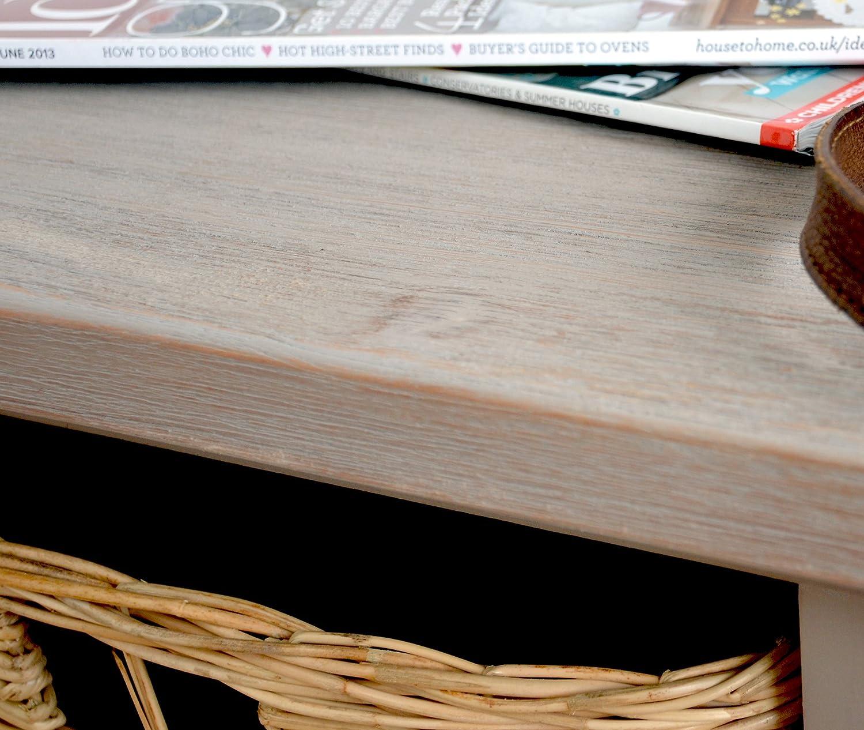 Amazon.com: Tetbury Acacia perchero con 3 cestas por Tetbury ...